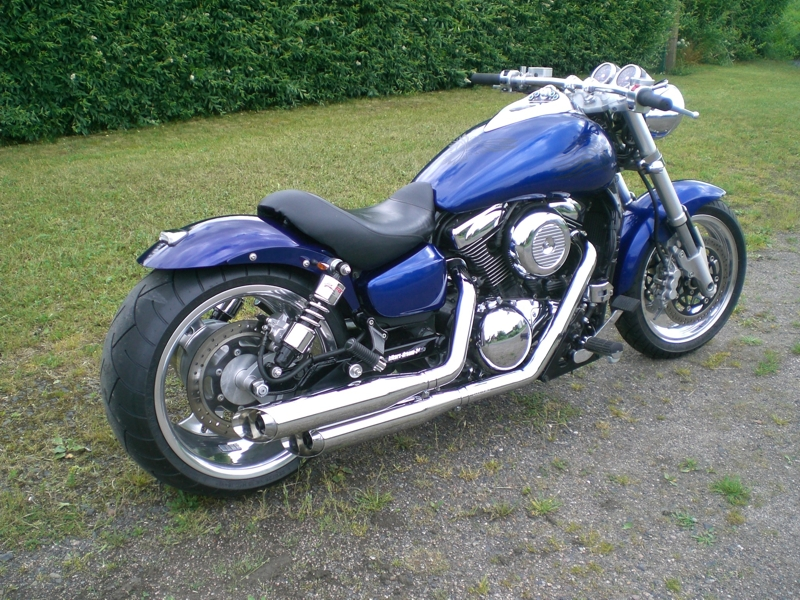 Suzuki Intruder  Parts